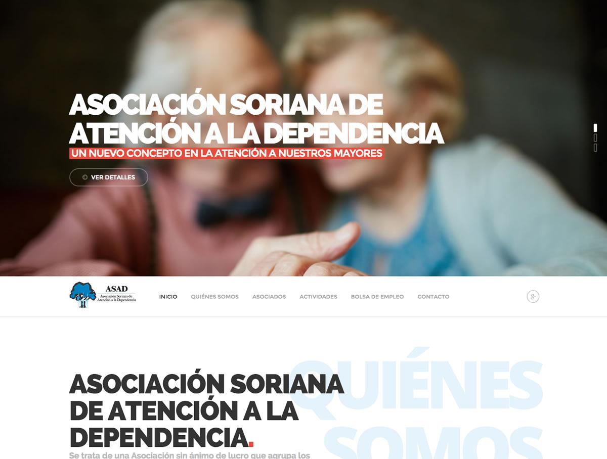 Asociación Soriana de Atención a la Dependencia