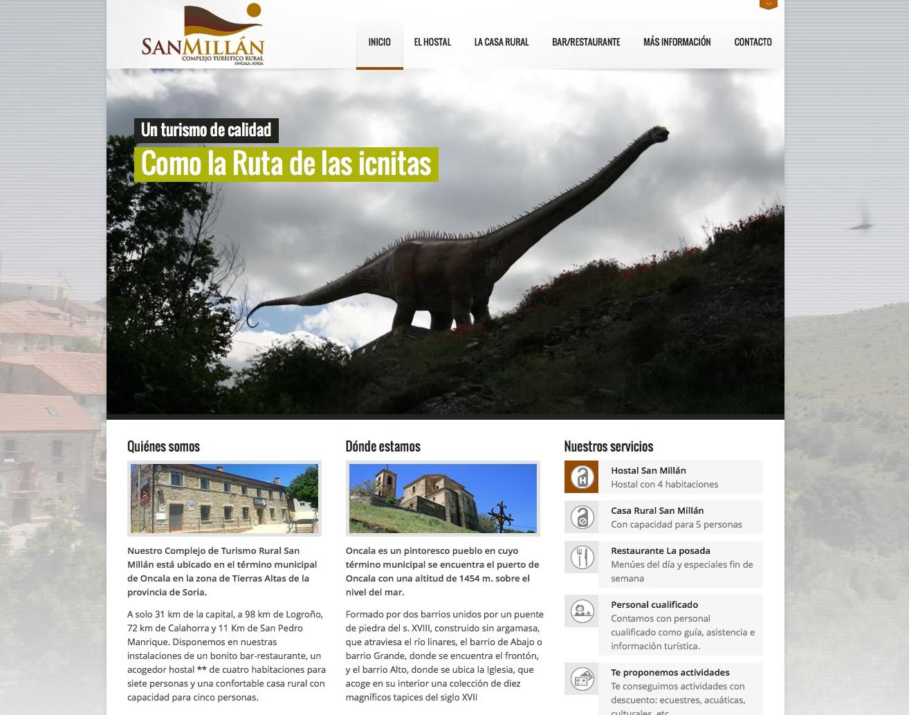 Nuevos desarrollos en marcha con precios anticrisis: Centro de Turismo de Oncala y Numantia Pictures