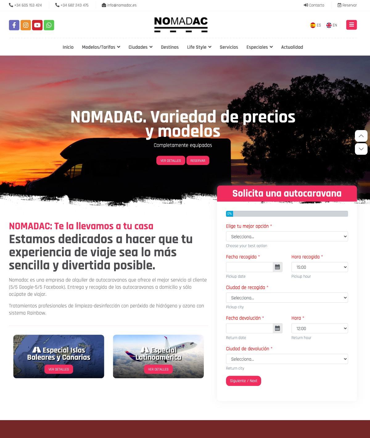 NOMADAC
