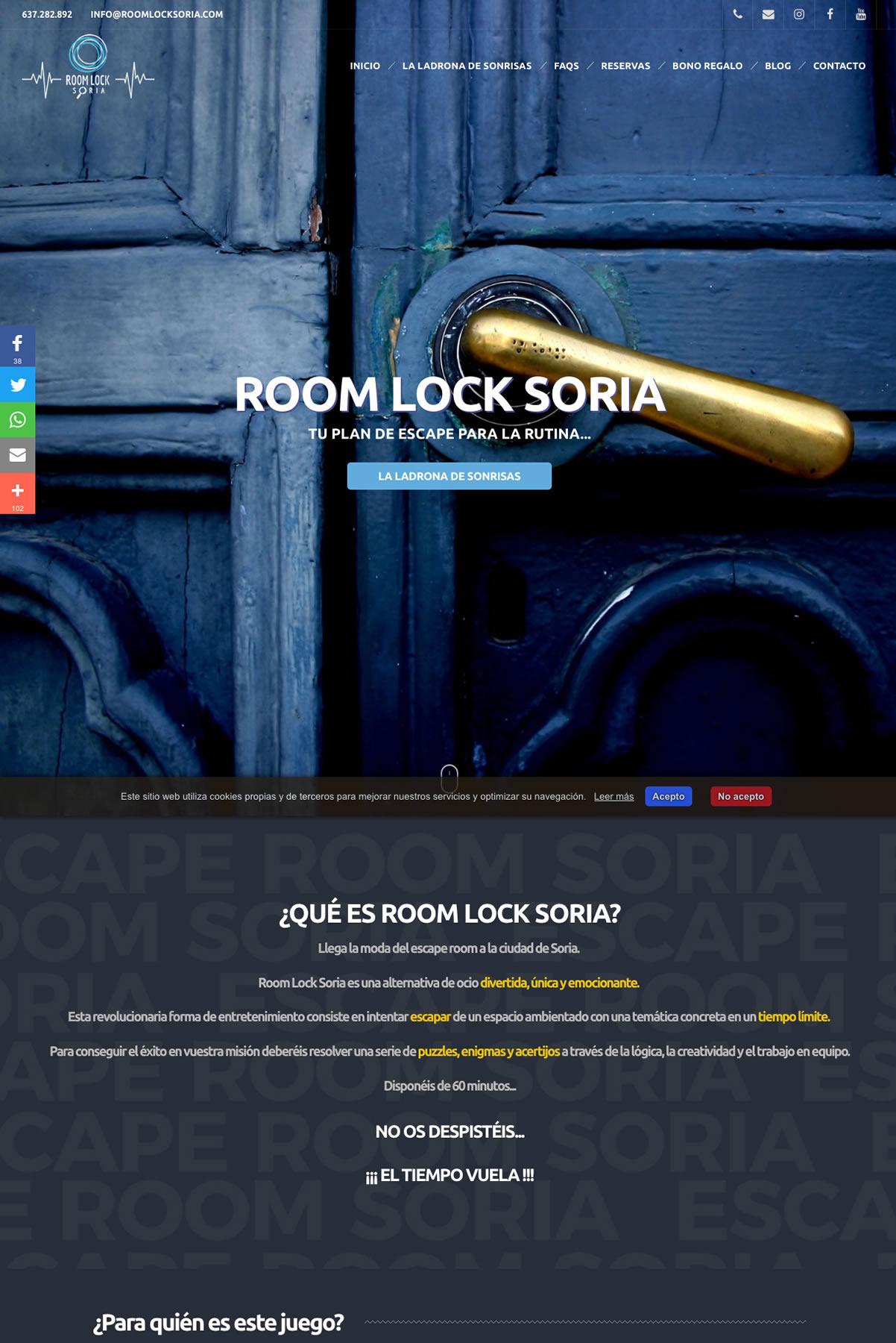Room Lock Soria