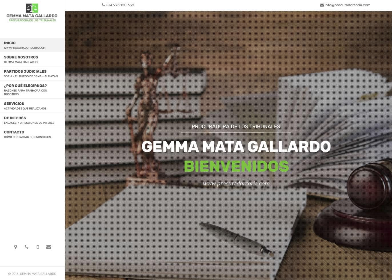 GEMMA MATA GALLARDO (procuradorsoria.com)