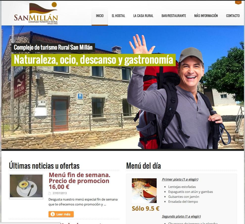 Complejo de Turismo Rural San Millán