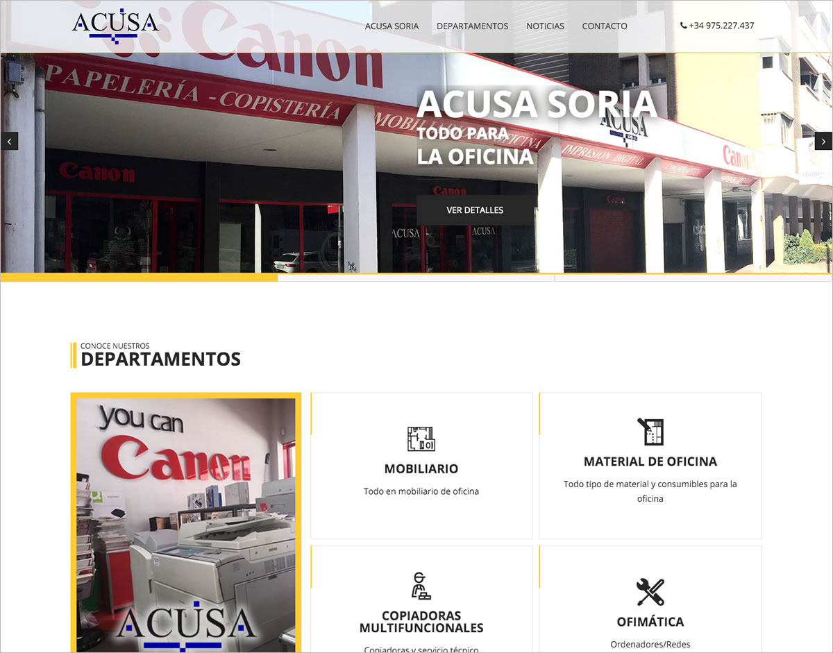 Acusa Soria