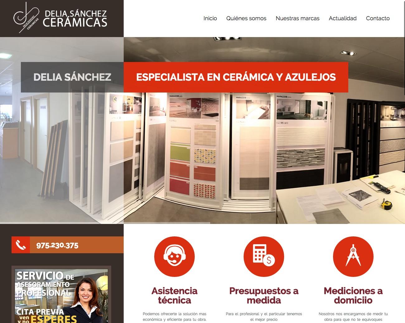 Nuevo caso de éxito: Cerámicas Delia Sánchez