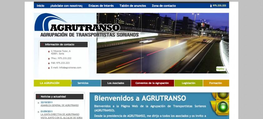 GESDINET. Diseño web