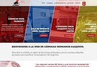 Gesdinet: Cárnicas Hnos. Giaquinta han confiado en Gesdinet para la realización de su web