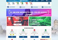 GESDINET: Nueva línea de trabajo: Herramienta online para la venta de lotería: loteriadesoria.es