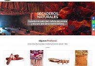 GESDINET: Completo rediseño de la web de Embutidos Moreno-Sáez