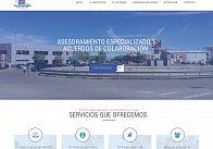 Gesdinet: Gesdinet ha creado la nueva web de la Asociación del Polígono Las Casas de Soria