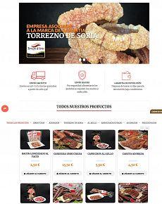 Cárnicas Llorente (Tienda online)