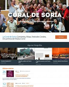 Coral de Soria