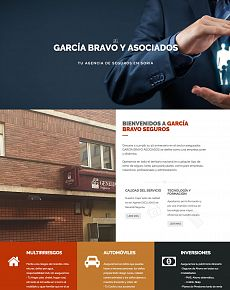 Seguros García Bravo