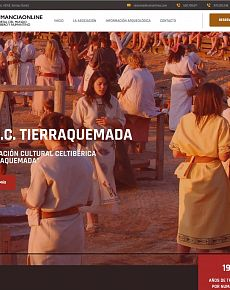 NUMANCIA ONLINE (TIERRAQUEMADA)