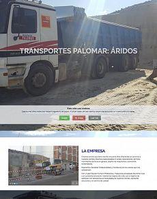 Transportes Palomar Ciria S.L.