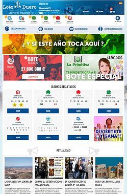 LOTO DUERO (loteriadesoria.es)