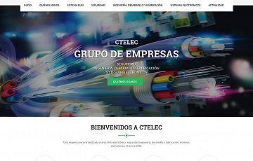 Renovada por completo la web de CTELEC