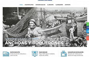 Compra anchoas y boquerones de calidad en la nueva tienda online de Gesdinet