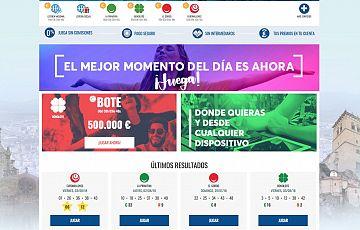 Nueva línea de trabajo: Herramienta online para la venta de lotería: loteriadesoria.es