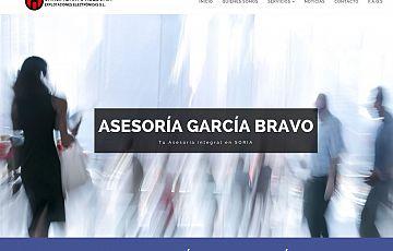 Seguimos en forma: García Bravo Asesoría, Explotaciones electrónicas