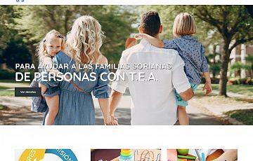Nuevos trabajos realizados: Asociación Autismo Soria